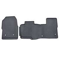 Ford Vn Transit Automatic Rubber Floor Mat Set Front image