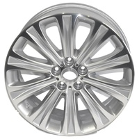 "Ford Alloy Wheels Assembly 19 X 8"""" For Falcon Fg Mkii image"