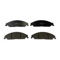 Ford Motorcraft Front Brake Pad Kit To Suit Ba-Fg Falcon image