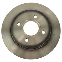 Ford  Wp-Wq + St Fiesta Rear Disc Brake Rotor image