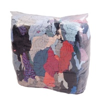Ford Coloured Consumable Rags 10Kg image