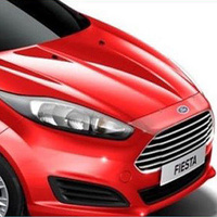 Ford Fiesta Wz 2013 On Clear Bonnet Protector image