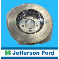 Ford Front Rotors- Pair Suit Ba To Fgx  image
