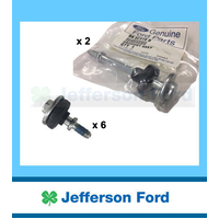 Ford R/Cover Bolts Ba Bf Fg Falcon + Sx Sy Sz Territory image
