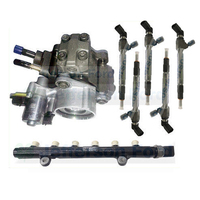 Ford Ranger Everest Injectors + Pump + Fuel Rail image
